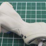 メガミデバイス 固定モデルでアサシン風に制作する 4