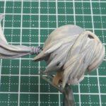 メガミデバイス 固定モデルでアサシン風に制作する 7