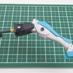 メガミデバイス 固定モデルでアサシン風に制作する 9